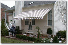 Awning Canopy Installation in Detroit Michigan